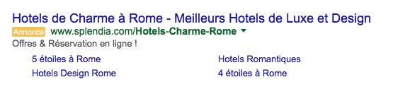 Ads Rome Hotel